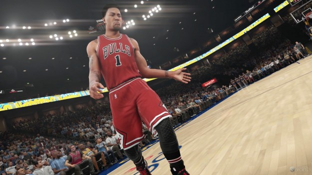 NBA 2K16 Screenshot #112 for Xbox One
