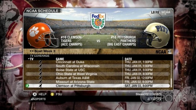 NCAA Football 09 Screenshot #848 for Xbox 360