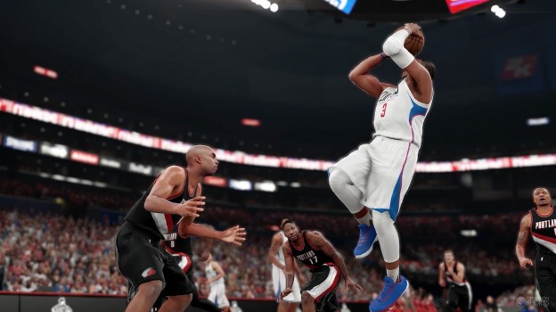 NBA 2K16 Screenshot #119 for Xbox One