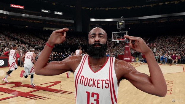 NBA 2K16 Screenshot #124 for Xbox One