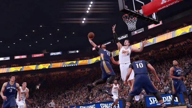 NBA 2K16 Screenshot #126 for Xbox One
