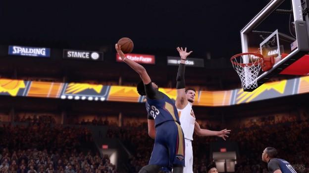 NBA 2K16 Screenshot #130 for Xbox One