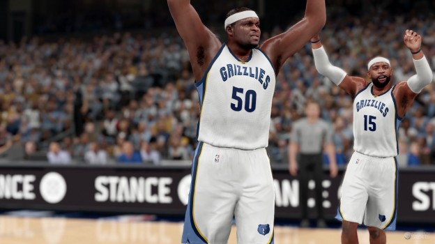 NBA 2K16 Screenshot #138 for Xbox One
