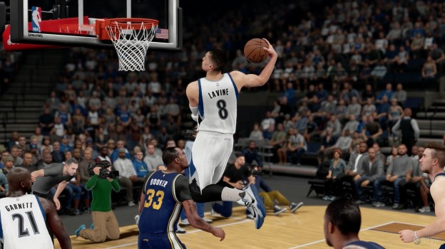 NBA 2K16 Screenshot #139 for Xbox One
