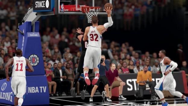 NBA 2K16 Screenshot #143 for Xbox One