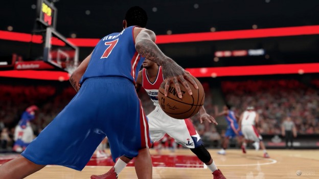 NBA 2K16 Screenshot #157 for Xbox One
