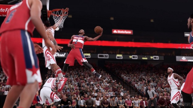 NBA 2K16 Screenshot #164 for Xbox One