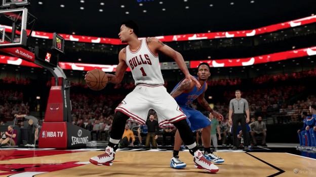 NBA 2K16 Screenshot #170 for Xbox One