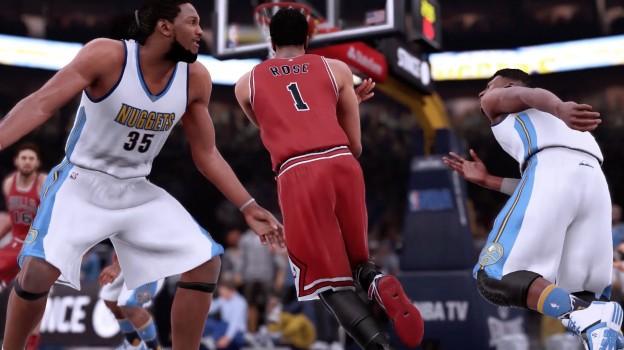 NBA 2K16 Screenshot #175 for Xbox One