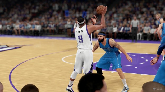 NBA 2K16 Screenshot #181 for Xbox One