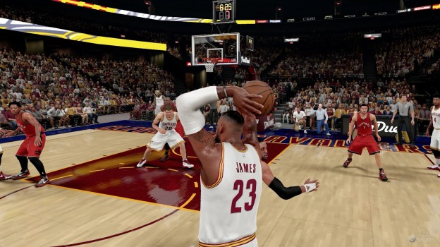 NBA 2K16 Screenshot #182 for Xbox One