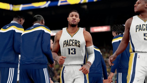 NBA 2K16 Screenshot #192 for Xbox One
