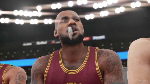 NBA 2K16 Screenshot #196 for Xbox One