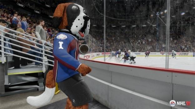 NHL 16 Screenshot #172 for PS4
