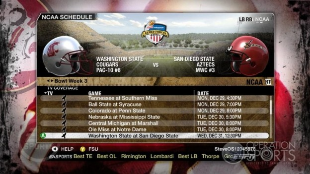 NCAA Football 09 Screenshot #859 for Xbox 360