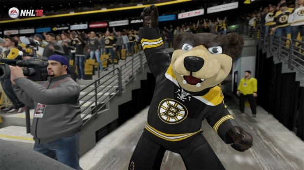 NHL 16 Screenshot #177 for PS4