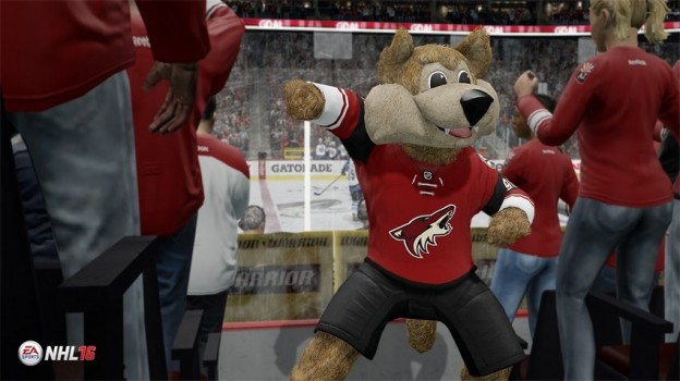 NHL 16 Screenshot #178 for PS4