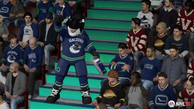 NHL 16 Screenshot #117 for Xbox One