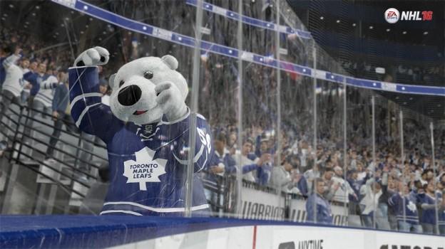NHL 16 Screenshot #118 for Xbox One