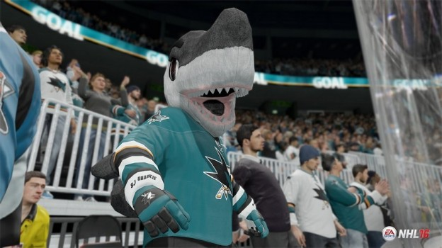 NHL 16 Screenshot #121 for Xbox One