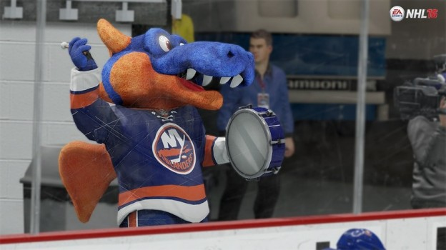 NHL 16 Screenshot #124 for Xbox One