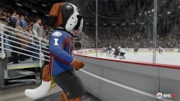 NHL 16 Screenshot #133 for Xbox One