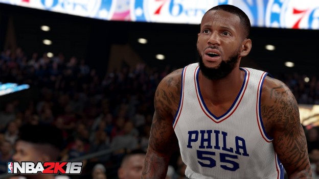 NBA 2K16 Screenshot #219 for PS4