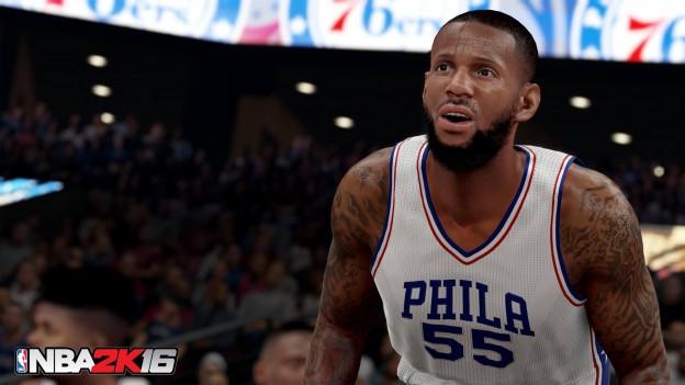 NBA 2K16 Screenshot #219 for PS4