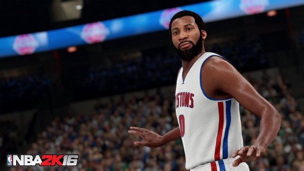 NBA 2K16 Screenshot #202 for Xbox One