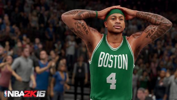 NBA 2K16 Screenshot #203 for Xbox One
