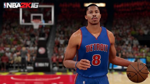 NBA 2K16 Screenshot #204 for Xbox One