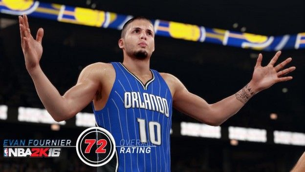 NBA 2K16 Screenshot #224 for PS4