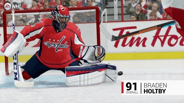 NHL 16 Screenshot #185 for PS4