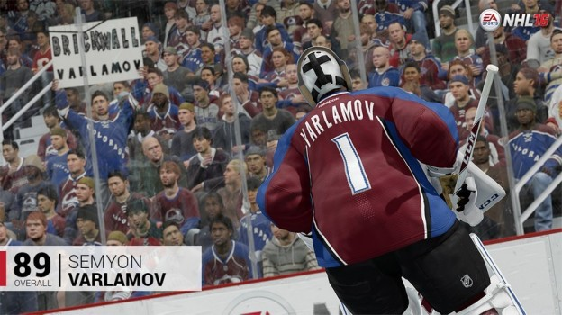 NHL 16 Screenshot #188 for PS4