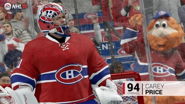 NHL 16 Screenshot #141 for Xbox One