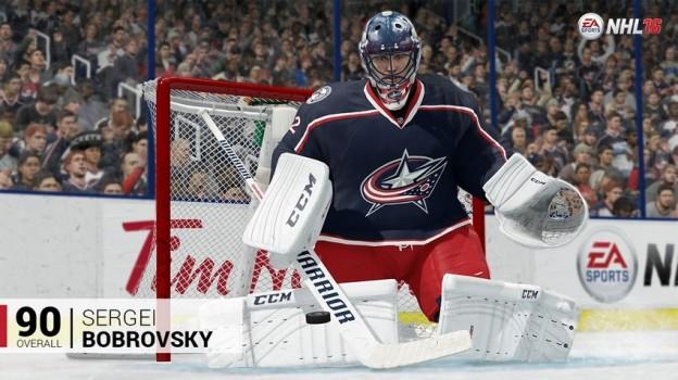 NHL 16 Screenshot #147 for Xbox One