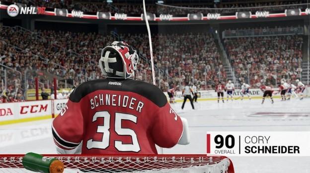 NHL 16 Screenshot #148 for Xbox One