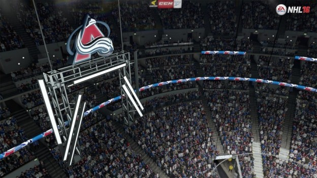 NHL 16 Screenshot #153 for Xbox One