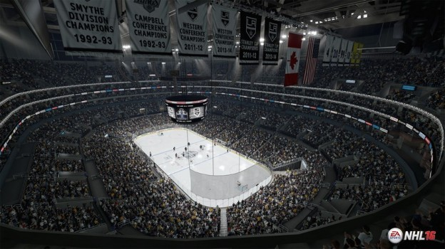NHL 16 Screenshot #154 for Xbox One