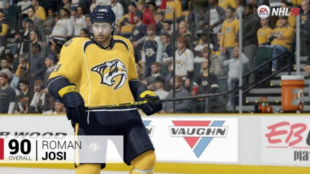 NHL 16 Screenshot #157 for Xbox One