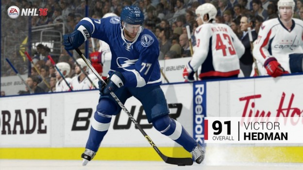 NHL 16 Screenshot #159 for Xbox One
