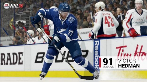 NHL 16 Screenshot #159 for Xbox One
