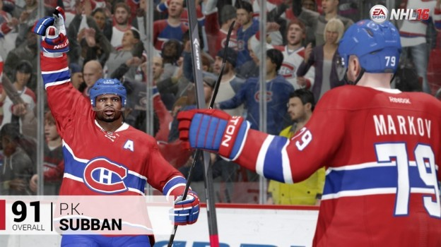 NHL 16 Screenshot #160 for Xbox One
