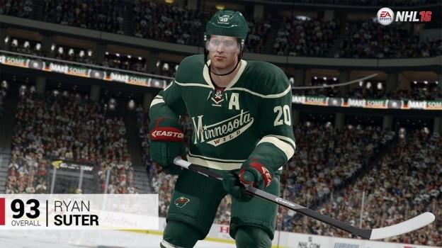 NHL 16 Screenshot #162 for Xbox One