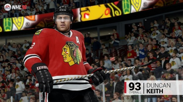 NHL 16 Screenshot #164 for Xbox One