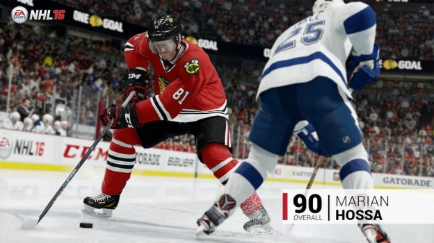 NHL 16 Screenshot #170 for Xbox One