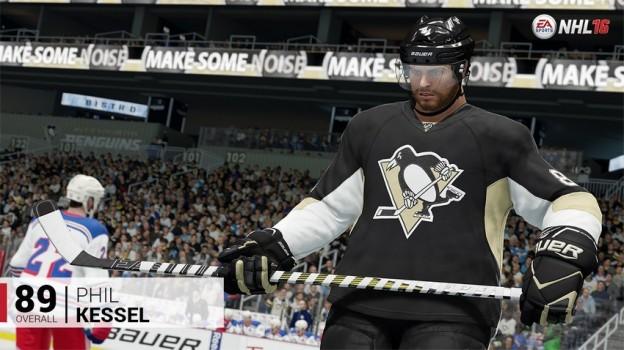 NHL 16 Screenshot #171 for Xbox One
