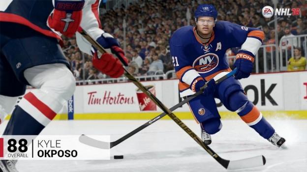 NHL 16 Screenshot #174 for Xbox One