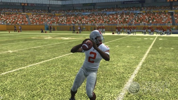 NCAA Football 09 Screenshot #879 for Xbox 360