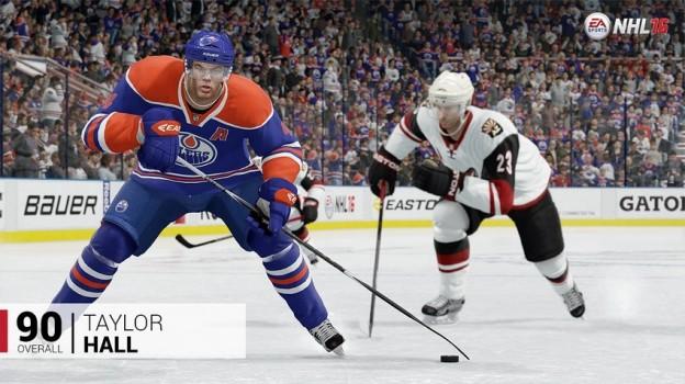 NHL 16 Screenshot #178 for Xbox One